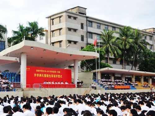 中国十大最好听的高中校歌(音频)